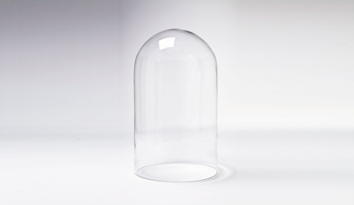 Купол Kare design Deco Glass Dome 50
